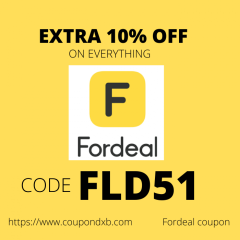 fordeal promo